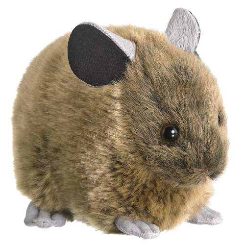 Our adorable stuffed pika