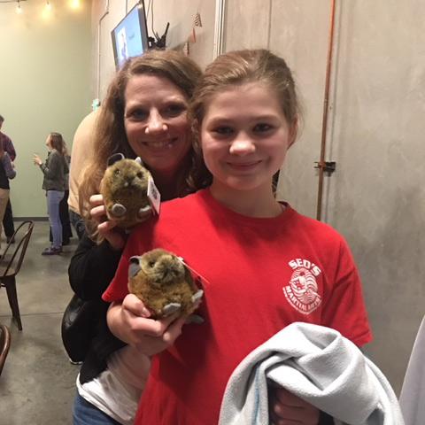 Pika adopted at Colorado Endangered Species Week
