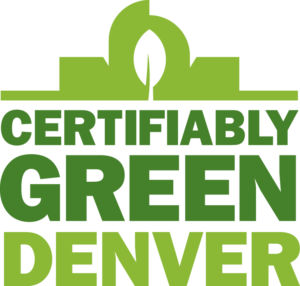 Certifiably Green Denver Business
