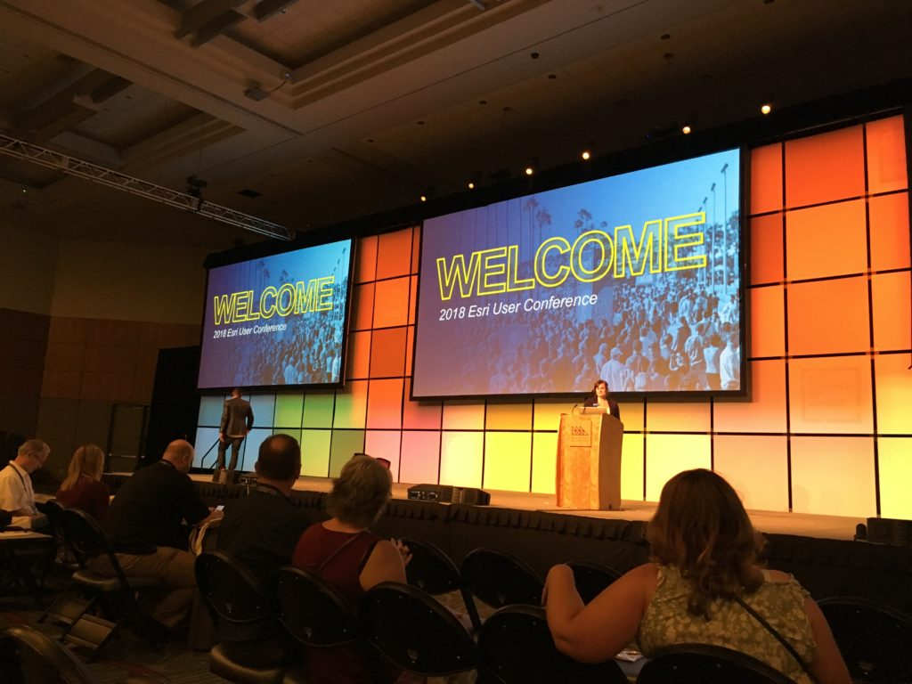WELCOME 2018 Esri Users Conference