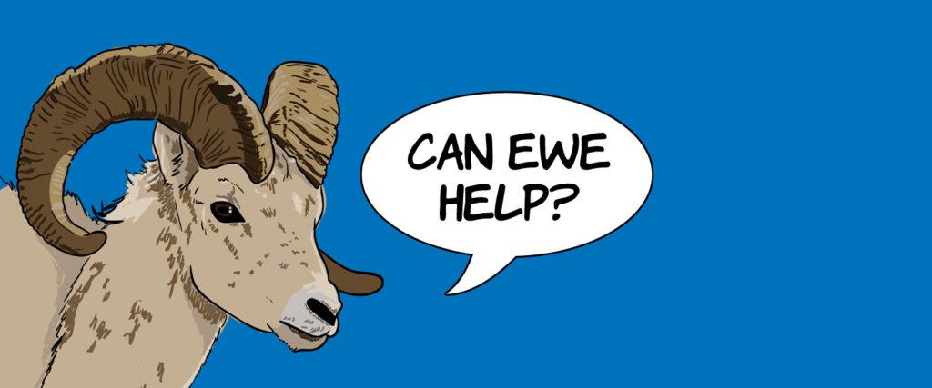 Can Ewe Help