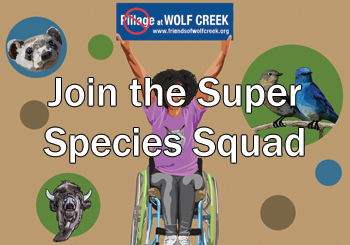 Join the Super Species Squad!