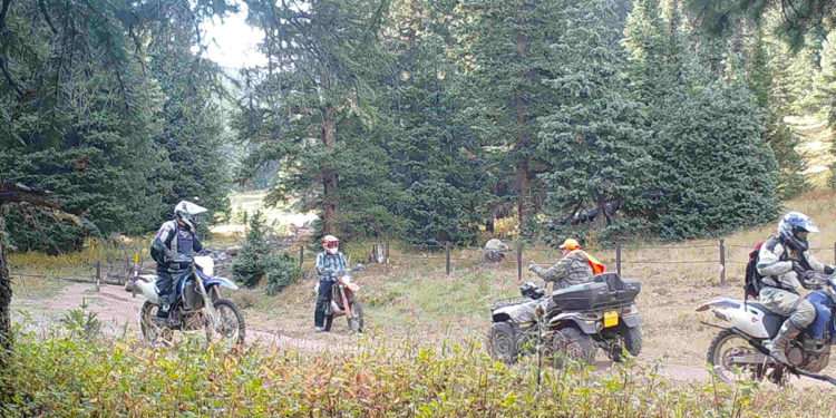 Pike-San Isabel National Forest Motorized Travel Management Analysis