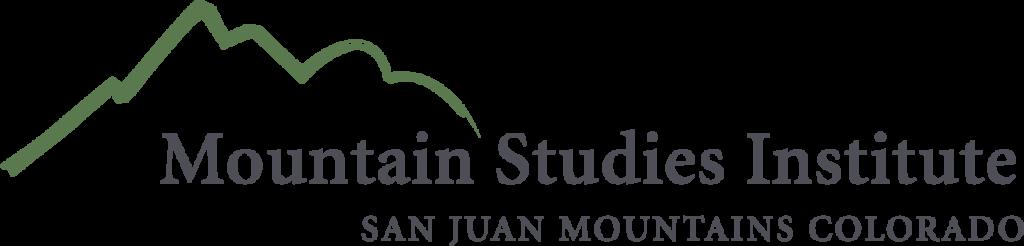 Mountain Studies Institute logo