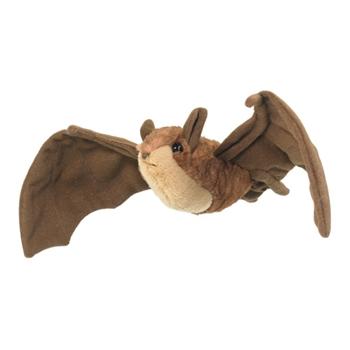 Plush Little Brown Bat
