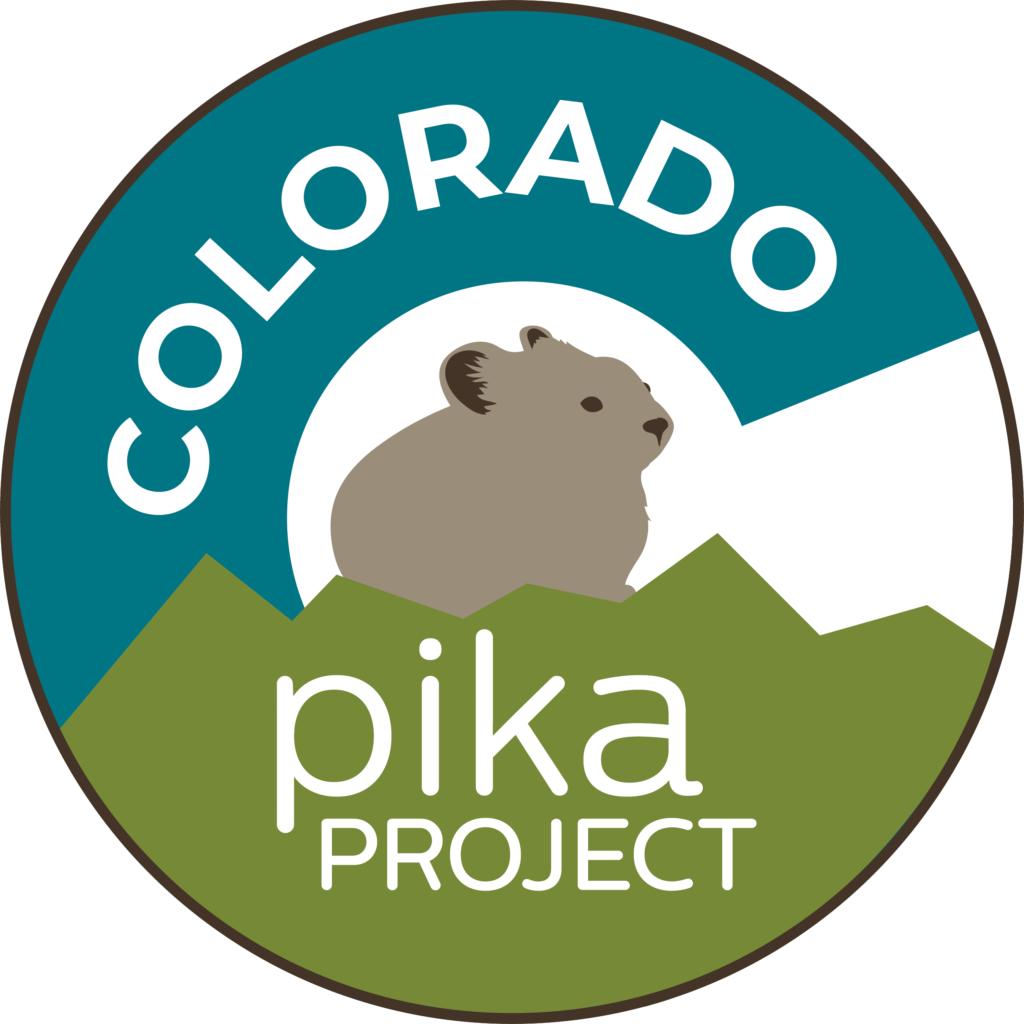 Colorado Pika Project Logo